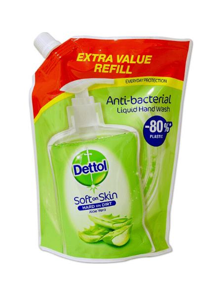 Dettol Refill Aloe Vera 500ml