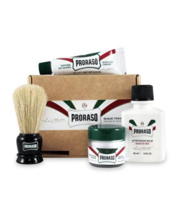 Proraso Travel Shave Kit 50ml