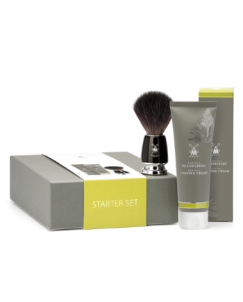 MUHLE MSS AV Shaving Care set - Πινέλο MÜHLE RYTMO 21 M 226 - Shaving cream Aloe Vera 75 ml