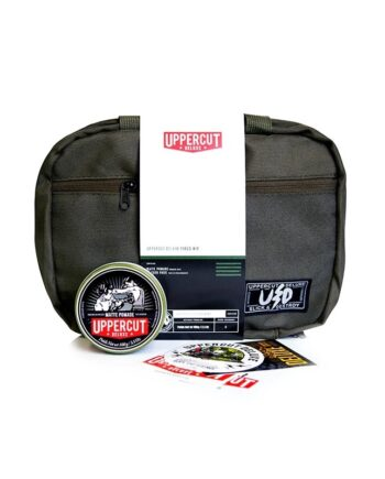 Uppercut Deluxe - Field Kit (Τσάντα+ Matte Pomade)