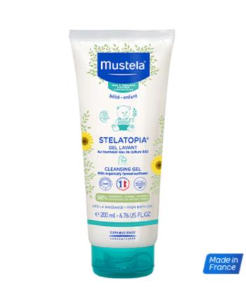 Mustela Stelatopia Cleansing Gel-Extremely Dry Skin 200ml