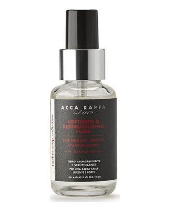Acca Kappa Beard Softener & Restructuring Fluid 50ml