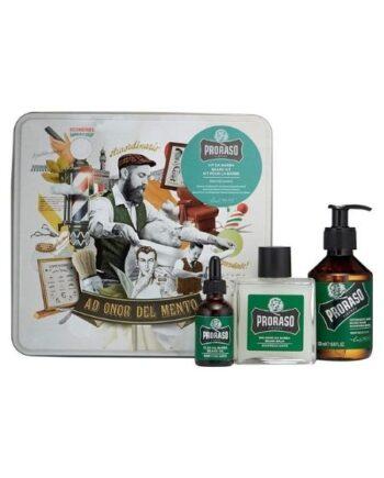 Proraso Eucalyptus Beard Care Kit