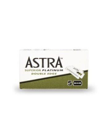 Astra Superior Platinum Double Edge 5 τεμάχια