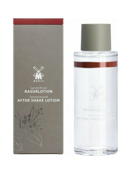 Muhle Aftershave Lotion with Sandalwood 125ml