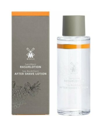 Muhle Aftershave Lotion with Sea Buckthorn 125ml