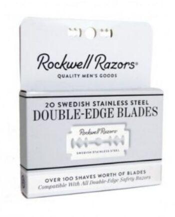 Rockwell Razors Double Edge Razor Blades 20τμχ
