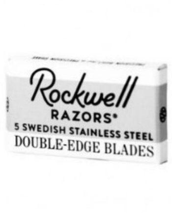 Rockwell Razors Double Edge Razor Blades 5τμχ