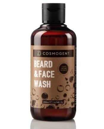 Cosmogent Beard & Face Wash 200ml