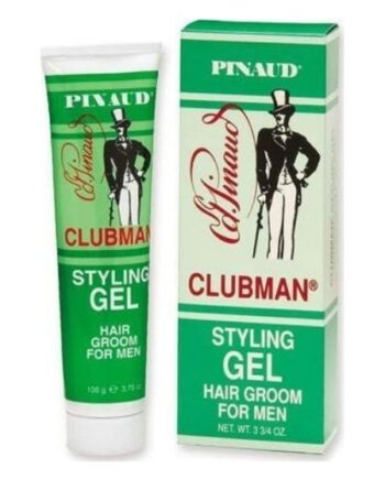 Clubman Pinaud Styling Gel Tube 106ml