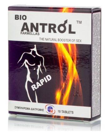 Medichrom Bio Antrol Rapid 10 tabs