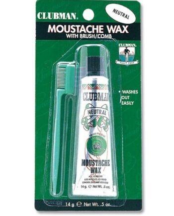 Clubman Pinaud Moustache Wax Neutral 14g